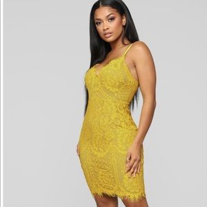 Fashion Nova 'Lovely in Lace' Dress NWT
